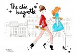 Print The Chic Baguette