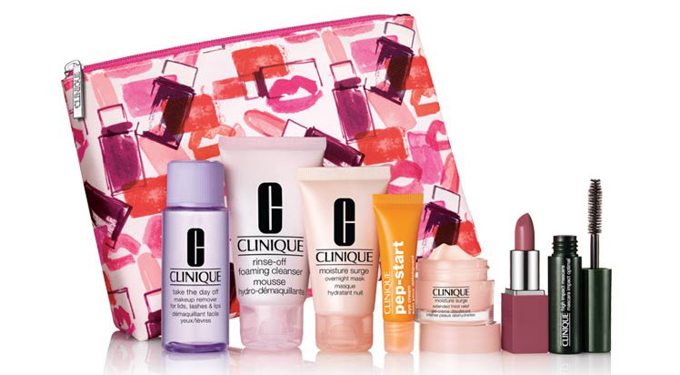 Clinique's Gift Bags